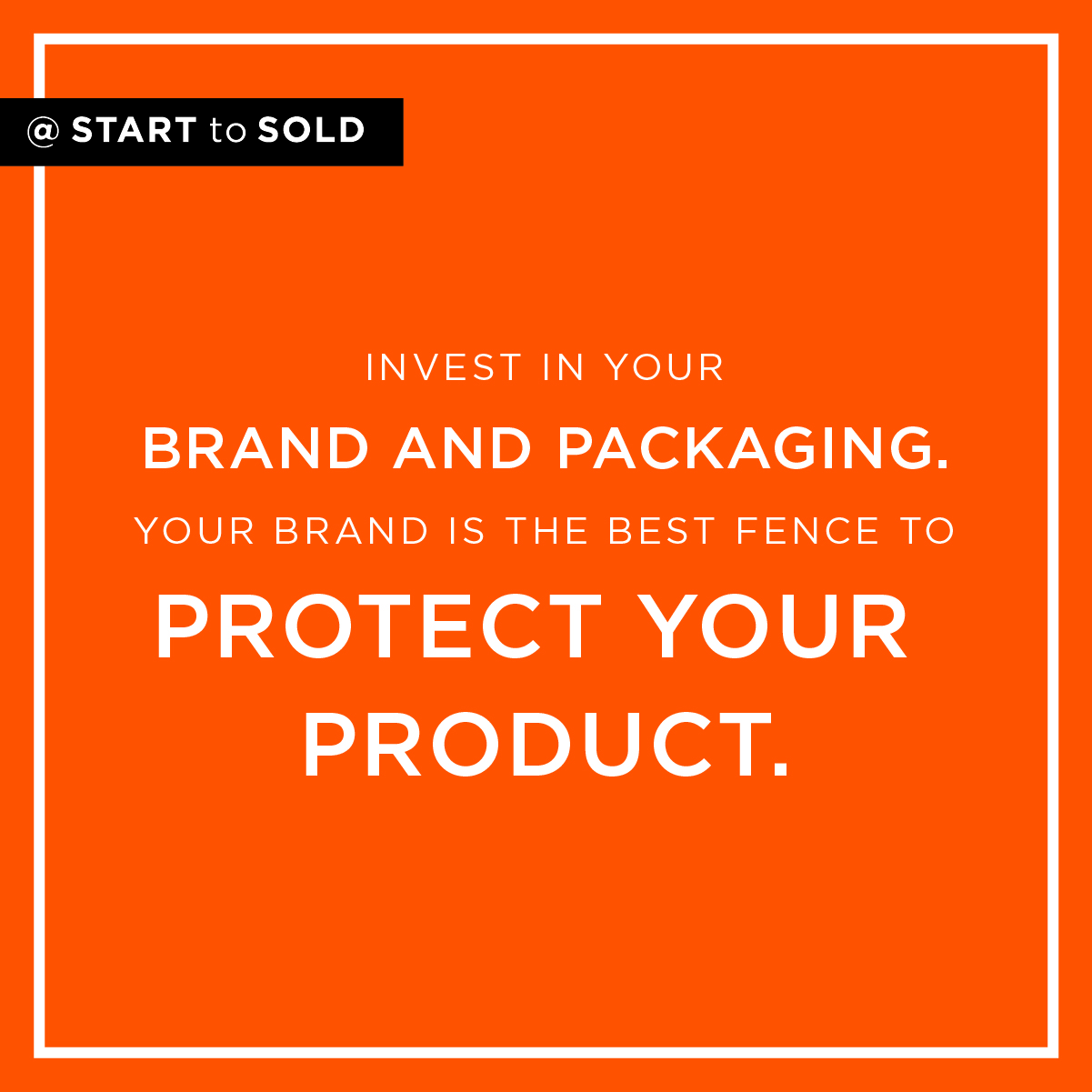 Don't use basic packaging for your products!