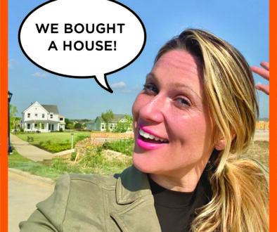 Giving Up Something To Get Your Dreams - Brand New House!